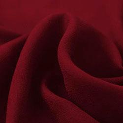 burgundy-chiffon
