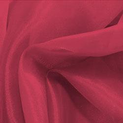burgundy-organza