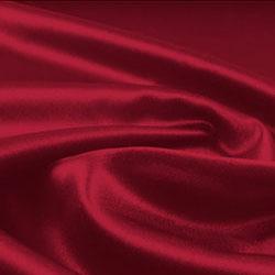 burgundy-satin