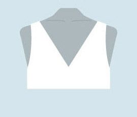 V-Neck Dresses